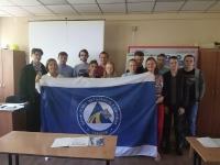 Першокурсники познайомились з Профспілкою_3